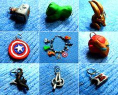Avengers Bracelet by ~LalaAdanwenB on deviantART