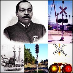 FEED | Websta -!get1later January 10, 1888 A.B. Blackburn patents The Railroad/Railway Signal. Patent # 375,362 #photogrid #BlackHistory #BlackInventor #Railroad