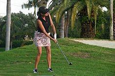 Lady Golfer - Isla Del Sol Yacht & Country Club ~ 6000 Sun Boulevard, St Petersburg, Florida 33715 ~ 727.906.4752 ~ www.isladelsolycc.com