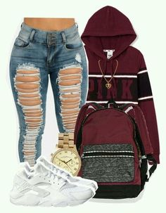 everyday outfits for moms,everyday outfits simple,everyday outfits casual,everyday outfits for women Cute Swag Outfits, Trendy Outfits, Fall Outfits, Summer Outfits, Ghetto Outfits, Outfit Winter, Teen Fashion Outfits, Outfits For Teens, Fashion Clothes