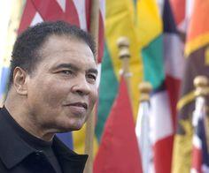 Muhammad Ali: Political activist, global humanitarian - POLITICO