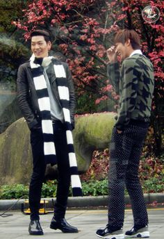 """the people, or their fashion. X) Lee Min Ho and Kim Woo Bin ♡ // The """"HEIRS"""" Lee Min Jung, Lee Min Ho Abs, Lee Min Ho Kdrama, Heirs Korean Drama, The Heirs, Korean Dramas, Kim Woo Bin, Asian Actors, Korean Actors"""