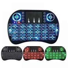 i8 Mini 2.4G Wireless Keyboard Touchpad //Price: $14.60 & FREE Shipping // #beauty #beautiful #girl