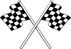 "feuille symbol race car | ""chequered flags , Grand Prix , Motor , Scooter ..."