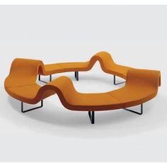 Found it at AllModern - Highway Circular Bench