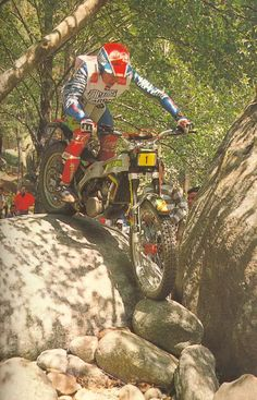 Vintage Motorcycles, Cars And Motorcycles, Motos Trial, Trial Bike, Trail Riding, Dirt Bikes, Motocross, Trials, Offroad