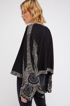 Simply Be Thin Khaki Tassel Trim Fluted Sleeve Jacket Cotton Rrp £45