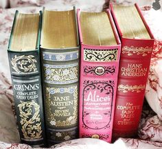 ornate books