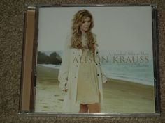 ALISON KRAUSS Hundred Miles Or More: A Collection (CD, Music, Country, Female) #Bluegrass