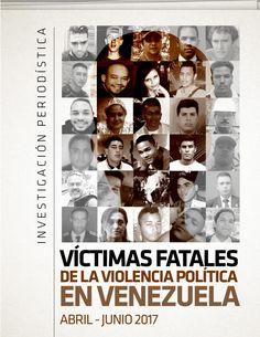 Victimas fatales de la violencia política en Venezuela. info a la INTERPOL Make It Simple, Author, Books, Movie Posters, Venezuela, Libros, Book, Film Poster, Writers