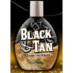 This stuff is great, I saw a difference after the first visit to the tanning bed and after 6 (going every other or every 3 days) I am darker than I ever expected to be... definetely the best tanning lotion I have ever used.