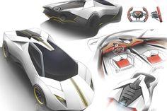 Lamborghini Next - C. Soares - S. Barac