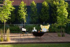 Great outdoors Me encanta el deck, la piscina y el fuego...