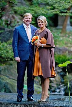 King Willem-Alexander and Queen Maxima in Japan