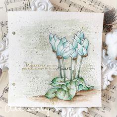 Studio Lighting, Altenew, Watercolor Cards, Nocturne, Art Journals, Flower Power, Stencils, Grunge, Wax
