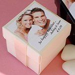 Personalized Photo Favor Box Kit