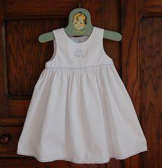 The Old Fashioned della stanza del bambino di cucito: Cucire bello e il mio nuovo modello !!