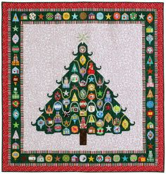 July 2015 - Christmas Surprises BOW - Quilter's Newsletter