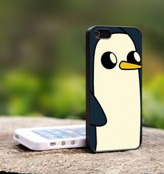 Adventure time Gunter iPhone Case