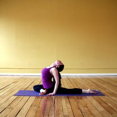 Biker Babe Yoga: The 3 Poses Every Cyclist Needs