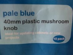 Not bad language but maybe best to avoid 'mushroom' and 'knob' so close together...