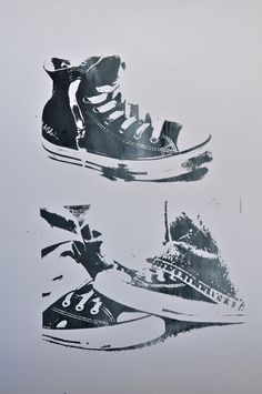 I like this because I love converse shoes and this likes kind of retro.