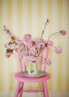 Styling by Selina Lake: Friday Inspiration - Spring Pastels - Photography by Sussie Bell Blossom