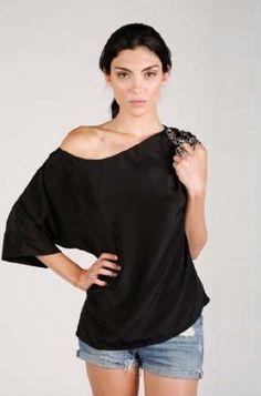 Karina Grimaldi Vintage Top, $108.50 from HadenReidBoutique.com