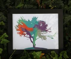 Online Art Auction!  This piece is having a live art auction on Facebook. Posts from Twitter and Instagram will be updated onto the Facebook auction. From now until First Friday bid for this original Jenna Citrus artwork. This piece is hand painted on Jennas original paper tree cut out. It is the first piece in this series to be availed for sale. The piece is in a black 8x10 frame. This auction will be live online until 8:30 p.m. Friday night. The winner can pick up their new piece near the…