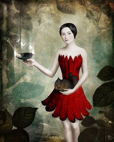 Rose Red, by Christian Schloe