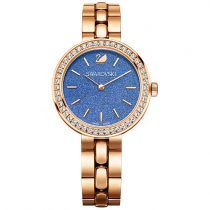 Swarovski Swarovski Daytime Royal Blue Bracelet Watch White Rose gold-plated