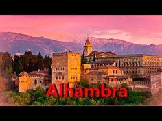 Альгамбра Alhambra, Гранада, Испания