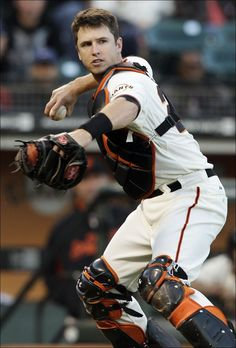 Congratulations to the 2012 NL MVP, Buster Posey!