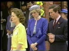 1986-05-30   Diana and Charles visit the Leicestershire Hospice for the Leicestershire Organisation for the Relief of Suffering (LOROS) in Leicester,