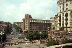 Нашёл фотографии Киева середины 60-х годов потрясающего качества! - Редкие заметы немолодого идеалиста