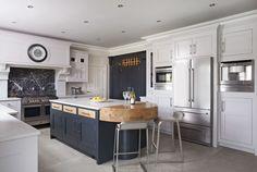 contemporary kitchen Neutral Kitchen Decor Minimalist Design ...