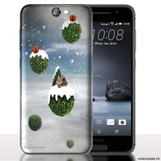 Coque A9 HTC ONE Noel. #Noel #HTC #A9 #Coque #Mobile #Christmas