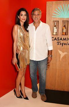 "Amal Clooney, ""golden girl"" en Ibiza | Fashion Assistance"