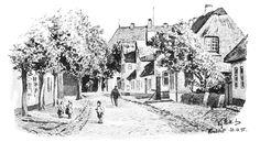 Bräist / Bredstedt (Schleswig-Holstein, Kreis Nordfriesland) -