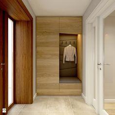Dom w Opolu - Hol / przedpokój, styl nowoczesny - zdjęcie od WERDHOME
