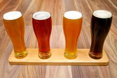 """This tasting tour of America that gives new meaning to the term """"beer flight"""", with eight beer hotspots ranging from the west coast to the east coast, and fr..."""