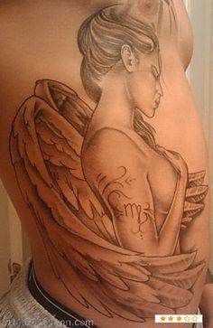 Virgo Tattoos 3 4 5 picture 19342