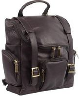 online shopping for Claire Chase Small Portofino Computer Bak-Pak Cafe from top store. See new offer for Claire Chase Small Portofino Computer Bak-Pak Cafe Computer Backpack, Men's Backpack, Small Backpack, Hiking Backpack, Laptop Bag, Popular Backpacks, Pam Pam, Best Camping Gear, Backpack For Teens