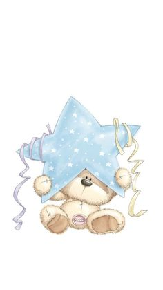 baby bear with star clipart Scrapbook Cover, Baby Boy Scrapbook, Baby Clip Art, Baby Art, Doodle Cartoon, Cute Cartoon, Baby Boy Room Decor, Baby Posters, Baby Drawing