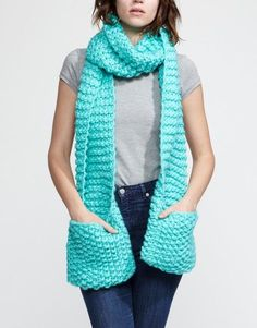 Jolly pocket scarf 2
