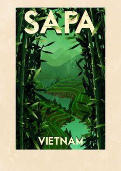 'Sapa - Vietnam'
