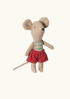 Stuffed matchbox mice from Maileg! Find it now at CiaoBellaShop.com
