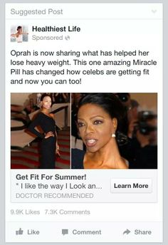 Photo shopped pics to sell those other diet products . Skinnyfiber uses REAL PEOPLE with REAL RESULTS!  http://www.skinnycupcake.sbc90.com
