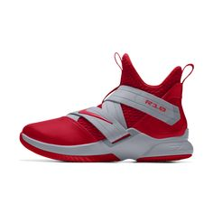 release date: c9bc6 b657b LeBron Soldier XII iD Men s Basketball Shoe Puma Fierce, Men s Basketball,  High Tops,