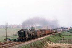 Live Steam Locomotive, Disused Stations, Steam Railway, British Rail, Steam Engine, Nottingham, Trains, Diesel, 1960s
